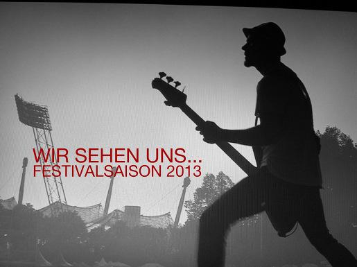 Festival, TV und Konzertmitschnitte