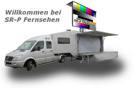 LED Truck mit 16qm LED Videowand
